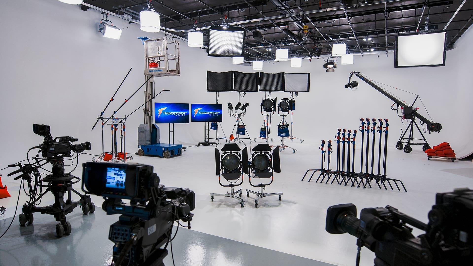 video production studios